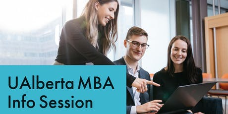 UAlberta MBA: Info Session & Alumni Panel tickets