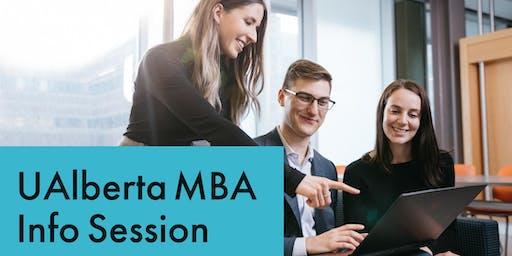 UAlberta MBA: Info Session & Alumni Panel