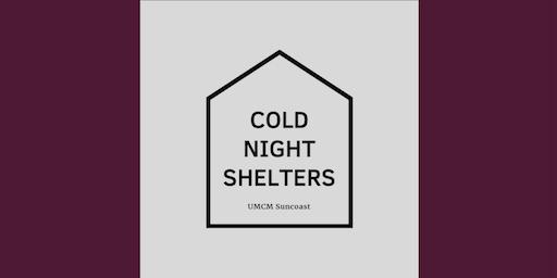 Cold Night Shelter Season Start Meeting