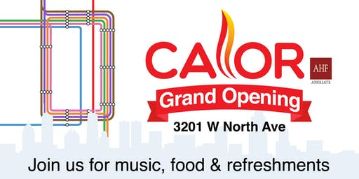 Calor Grand Opening