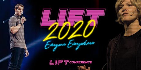 LIFT Conference 2020 tickets