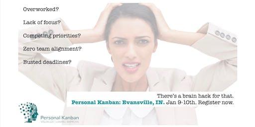 Build Successful Ways of Working Using Personal Kanban - Evansville, IN