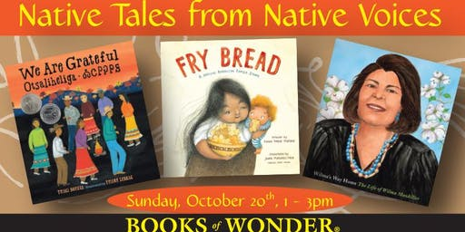 Native Tales from Native Voices
