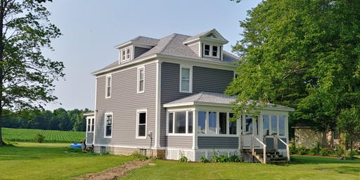 Energy Efficient Geothermal Home Open House - Town of Fleming