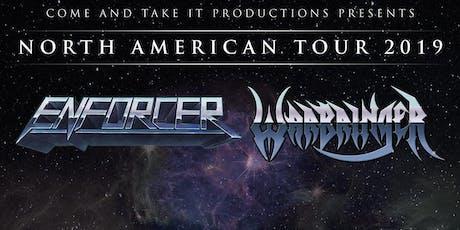 ENFORCER / WARBRINGER tickets