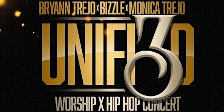 UNIFIED -  San Diego (Bizzle, Bryann Trejo, Monica Trejo, & Dontae) tickets