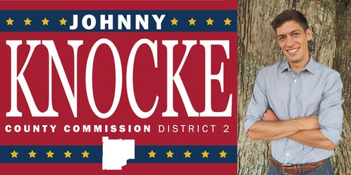 Johnny Knocke For Cherokee County Commission Campaign Kick-Off