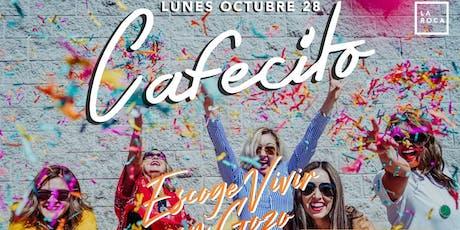 """Cafecito de Mujeres """"Escoge Vivir Con Gozo""""  tickets"""