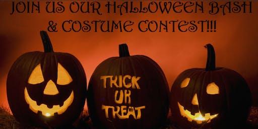 Hookah Dreams Halloween Bash!