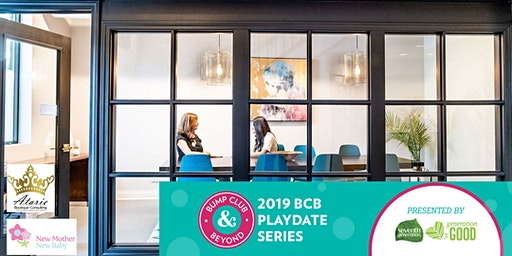 FREE BCB Mom's Styling Event with Atarie Consulting and New Mother New Baby Presented by Seventh Generation!