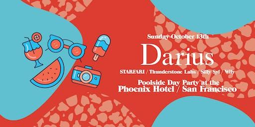DARIUS Poolside Day Party @ The Phoenix Hotel