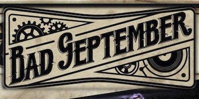 "Bad September ""The Second Opium Wars"" CD Release"