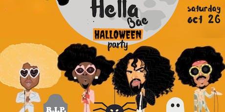 Hella Bae Halloween Party (ft. hella r&b + bay area classics) tickets
