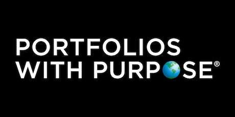 Seventh Annual Portfolios with Purpose Gala tickets