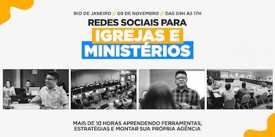 Redes Sociais para Igrejas e Ministérios | Thiago Lobos