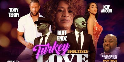 Turkey Love Holiday Jam November 22nd 2019 @ The Maumee Theatre
