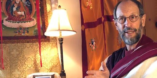 Path of Purification & Transmission of the Dzogchen Vajrasattva Practice