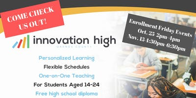 Learn4Life: Innovation High School Enrollment Event