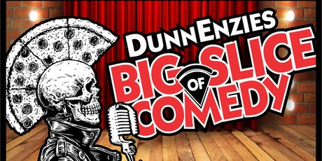 Big Slice of Comedy #AtTheENZ in the Lower Mission! tickets