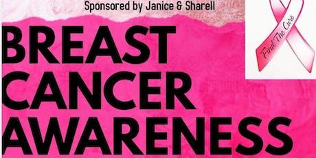 Breast Cancer Awareness Walk tickets