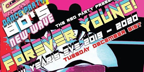 The Red Party Presents: Forever Young! tickets