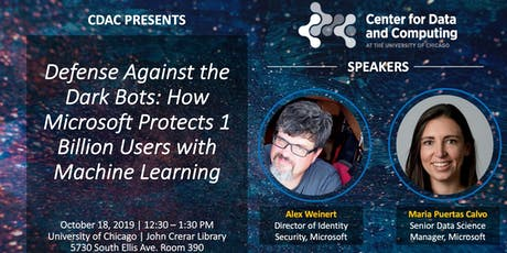 CDAC Event: Defense Against the Dark Bots tickets
