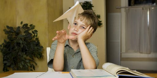 May I Have Your Attention Please! Parenting Your Child with ADHD (Elementary/Middle)