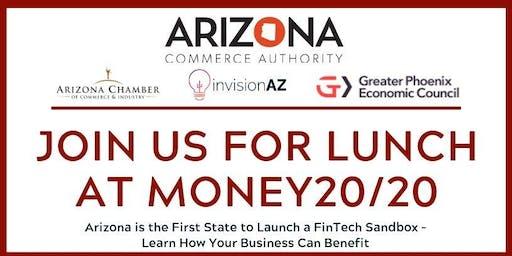 ARIZONA'S FINTECH SANDBOX | Lunch at Money20/20