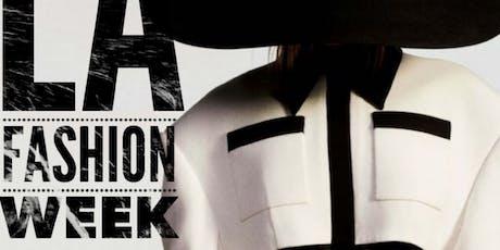 LAFW - Sip & Shop Fashion Show tickets