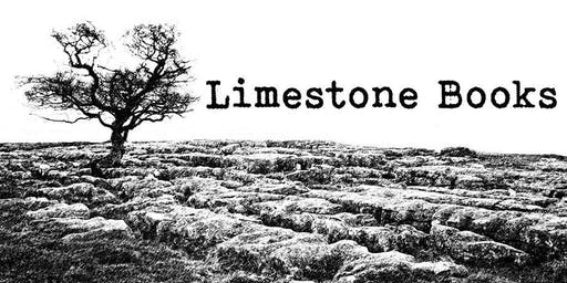 Lunchtime networking at Limestone Books in Settle