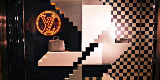 LVMH Louis Vuitton - Moët Hennessy - Retail Strategy in the Digital Age