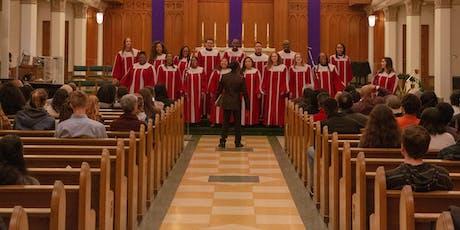 LMU Gospel Choir Fall Concert 2019 tickets