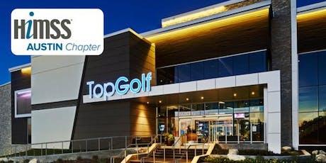 Austin HIMSS Chapter Fall Social 2019 - Top Golf tickets