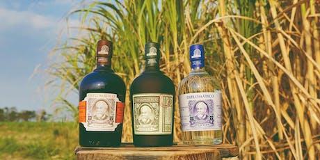 Rum Tasting at Rhythm Kitchen E17: Diplomatico tickets