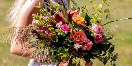 Hand Tied Bouquet Making tickets