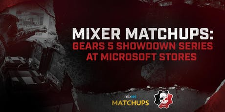 Gears 5 Showdown Series tickets