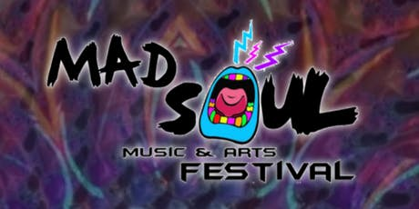 MadSoul Music & Arts Festival tickets