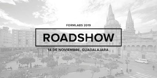 Formlabs Guadalajara Roadshow 2019