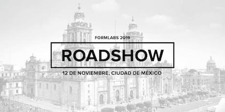 Formlabs Ciudad de México Roadshow 2019 entradas