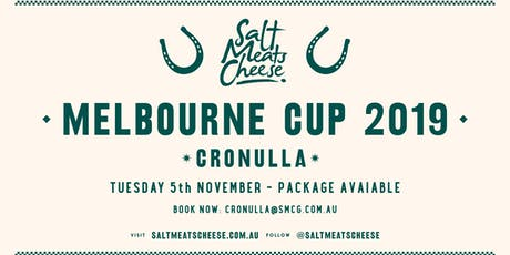 Melbourne Cup at Salt Meats Cheese Cronulla tickets