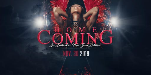 "HomeComing ""So Detroit v. New York Edition"""