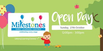 Open Day at Milestones Early Learning Norman Gardens