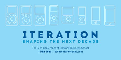 Iteration: Shaping the Next Decade | Tech Conference at HBS tickets