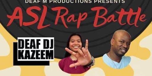 ASL Rap Battle
