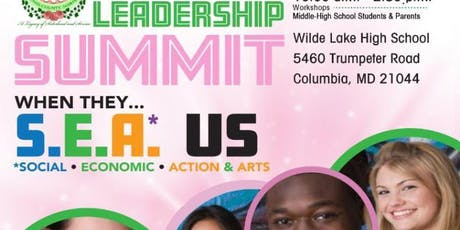 2020 Youth Summit: S.E.A. Us tickets
