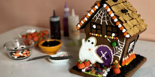 3D Haunted House Decorating for Kids and Adults