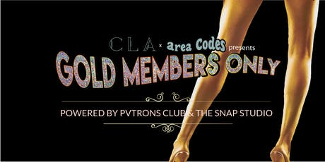 Sneaky Snap Gold Members Only tickets