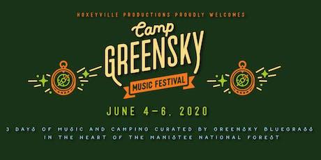Camp Greensky Music Festival tickets
