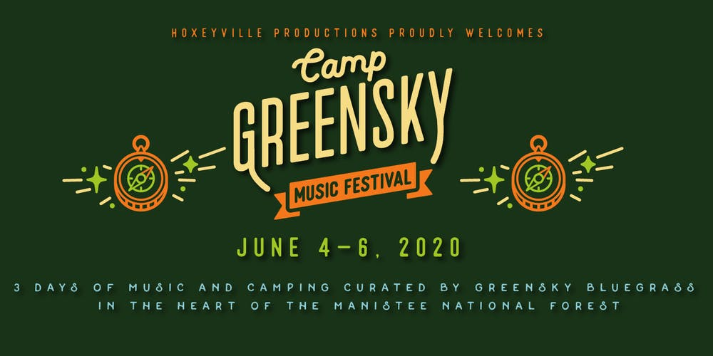 Phish Festival 2020.Camp Greensky Music Festival Tickets Thu Jun 4 2020 At 5