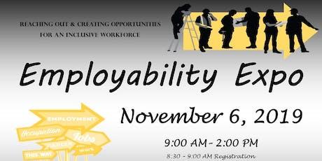 Employability Expo tickets